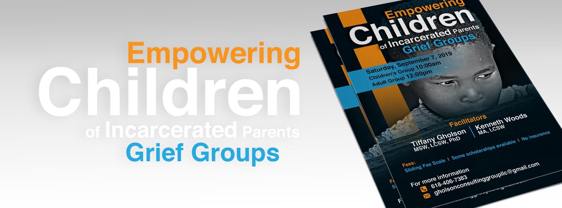 Empowering Children of Incarcerated Parents Grief Groups